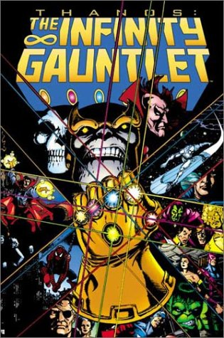 9780785108924: Infinity Gaunlet