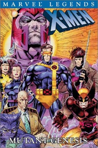 9780785108955: X-Men Legends Volume 1: Mutant Genesis Tpb (Marvel Legends)