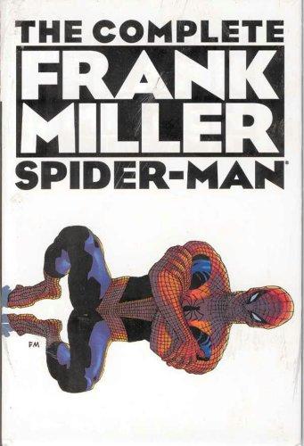 9780785108993: Complete Frank Miller Spider-Man HC