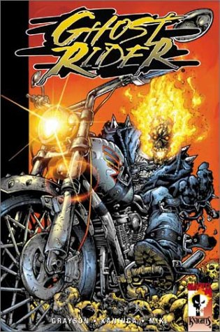 9780785109105: Ghost Rider: The Hammer Lane TPB