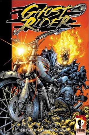 9780785109105: Ghost Rider: The Hammer Lane