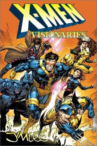 9780785109211: X-Men Visionaries: Jim Lee TPB