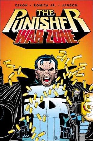 Punisher War Zone Volume 1 TPB: Dixon, Chuck