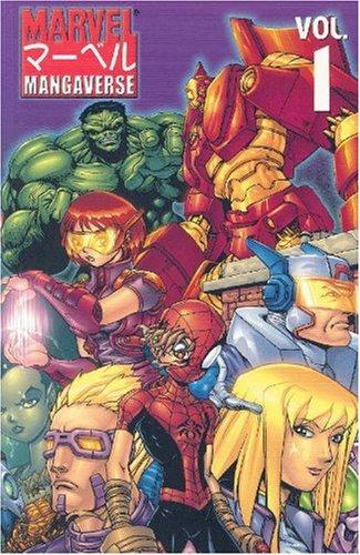 9780785109358: Marvel Mangaverse Volume 1 (X-Men)