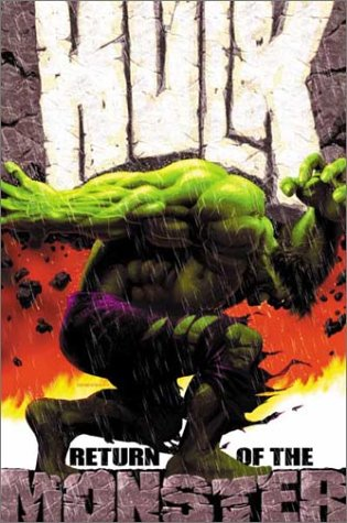 9780785109433: The Incredible Hulk: Return of the Monster