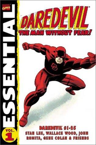 9780785109495: Essential Daredevil Volume 1 TPB