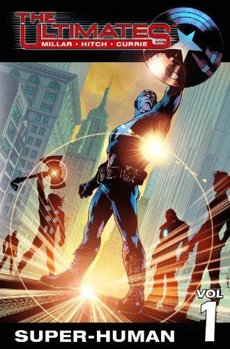 9780785109600: Ultimates Volume 1: Super-Human TPB: Super-human v. 1