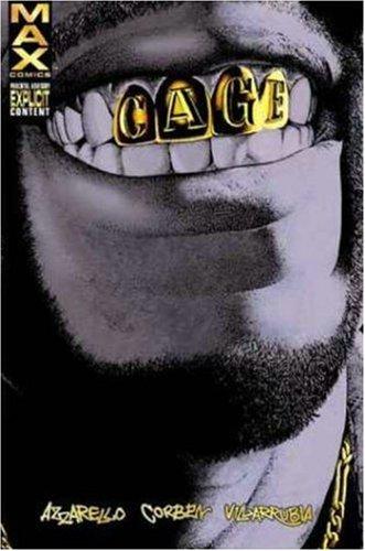 9780785109662: Cage HC