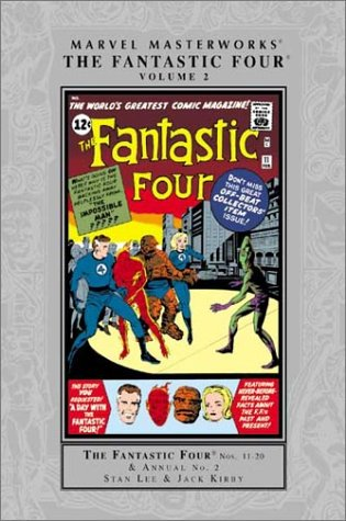 Marvel Masterworks: Fantastic Four Vol. 2