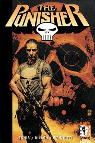 The Punisher Vol. 1: Welcome Back, Frank: Steve Dillon, Garth