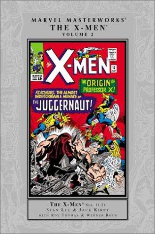 Marvel Masterworks: The X-Men Vol. 2 (Hardcover): Lee, Stan