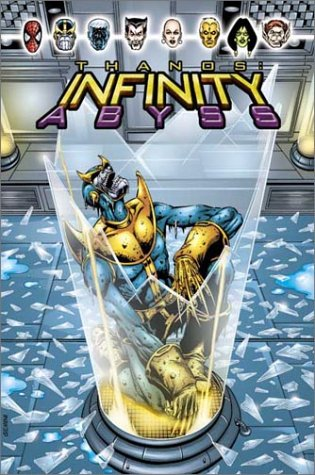 9780785109853: Infinity Abyss (Thanos)