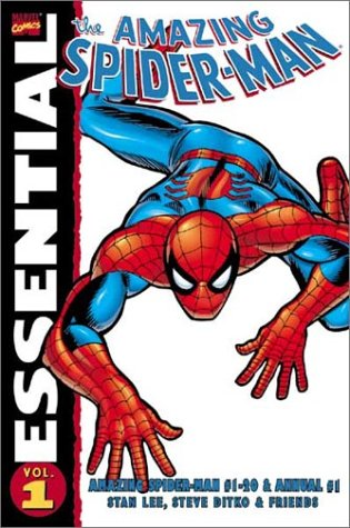 9780785109884: Essential Spider-Man Volume 1 TPB: v. 1 (Essential (Marvel Comics))