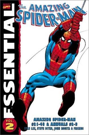 Essential Spider-Man Vol. 2: Lee, Stan