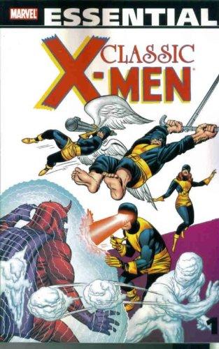 9780785109914: Essential Classic X-Men - Volume 1