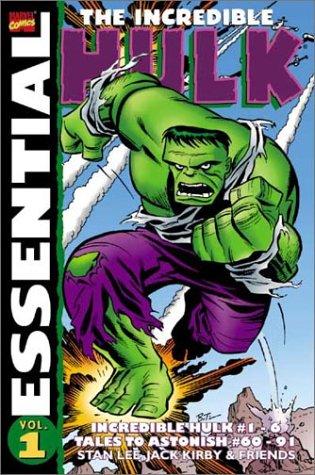 9780785109938: Essential Incredible Hulk, Vol. 1 TPB (Marvel Essentials)
