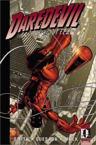 Daredevil, Vol. 1: David Mack, Joe