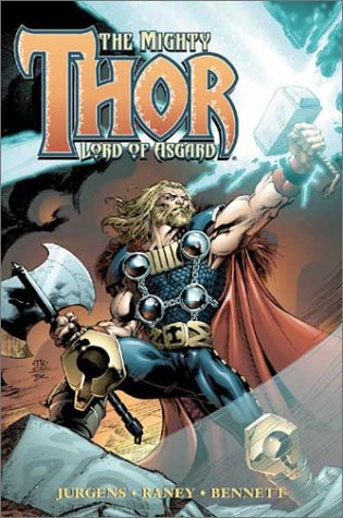 9780785110200: The Mighty Thor Book Two: Lord of Asgard (Marvel Comics)