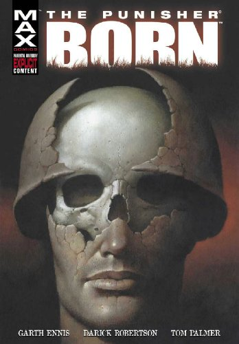 Punisher MAX: Born: Garth Ennis