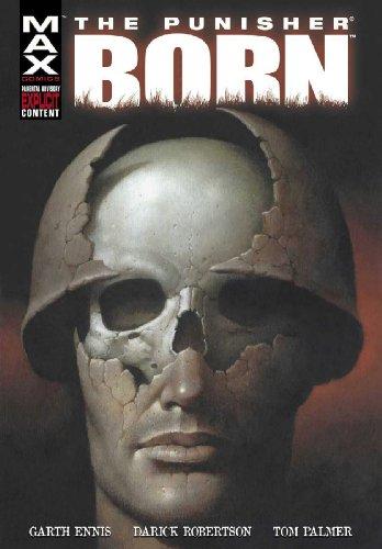 9780785110255: Punisher MAX: Born