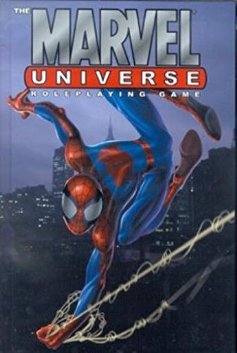9780785110286: Marvel Universe RPG Guide HC
