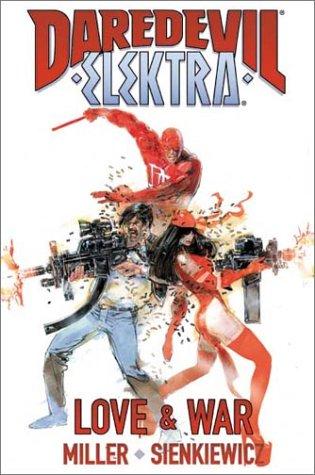 9780785110323: Daredevil/Elektra: Love and War