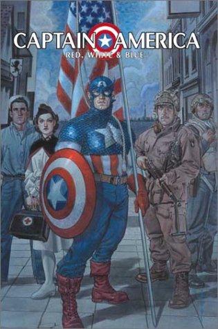 9780785110330: Captain America: Red, White & Blue