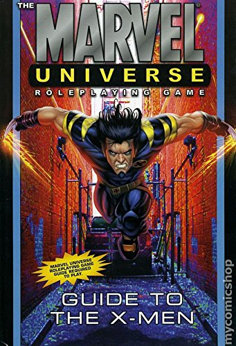 9780785110354: The Marvel Universe Roleplaying Game: Guide to the X-Men