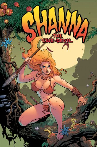 9780785110385: Shanna, the She-Devil