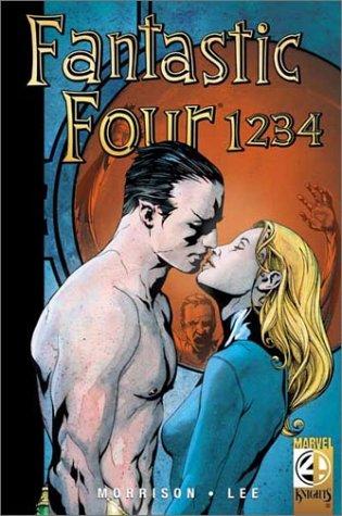 9780785110408: Fantastic Four: 1 2 3 4