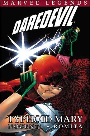 Daredevil Legends Vol. 4: Typhoid Mary: Nocenti, Ann