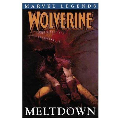 9780785110484: Marvel Legends: Wolverine Meltdown: 2