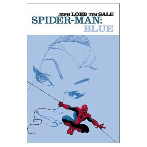 Spider-Man Blue HC (Amazing Spider-Man)