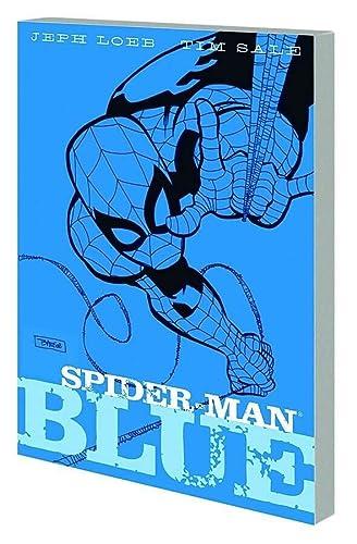 9780785110712: Spider-Man: Blue