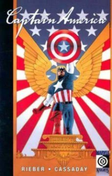 Captain America Volume 1: The New Deal