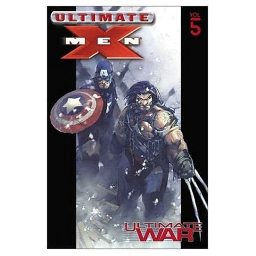 9780785111290: Ultimate X-Men Volume 5: Ultimate War TPB: Ultimate War v. 5 (Graphic Novel Pb)