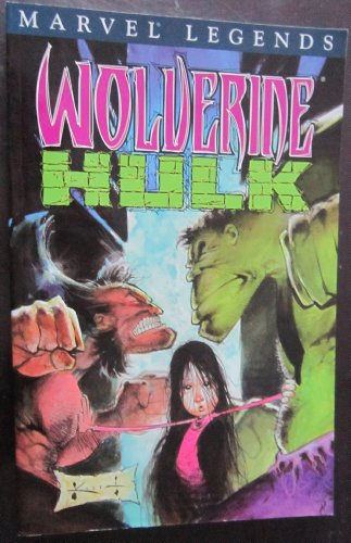 9780785111382: Wolverine Legends Vol. 1: Wolverine-Hulk [Paperback] by Kieth, Sam