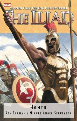 9780785111542: The Iliad (Marvel Illustrated)