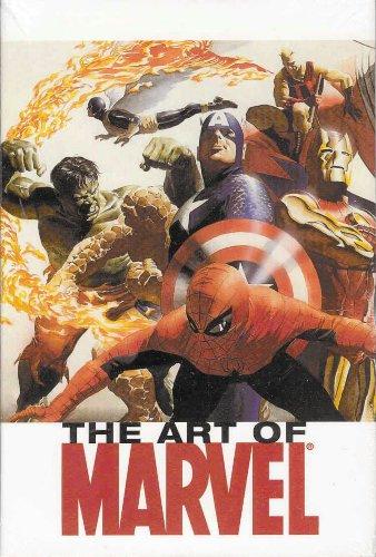 9780785111634: Art Of Marvel Comics Volume 1 HC: v. 1 (Marvel Heroes)