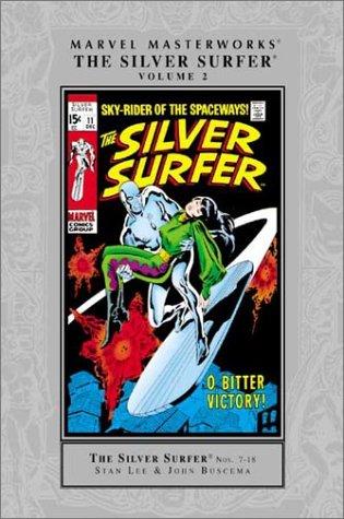 9780785111771: Marvel Masterworks: Silver Surfer, Vol. 2 (Reprints Silver Surfer 7-18)