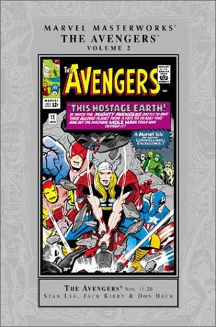Marvel Masterworks, The Avengers, Volume 2