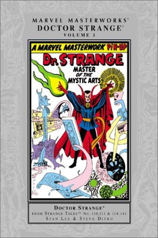 9780785111801: Dr. Strange (Marvel Masterworks (Numbered))
