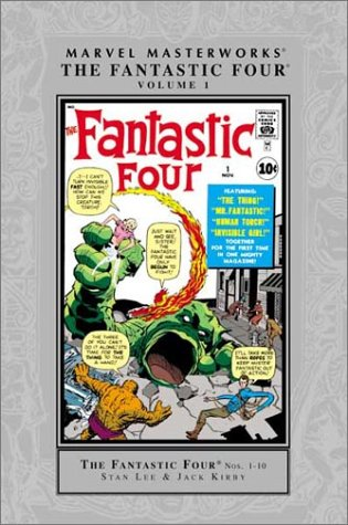 9780785111818: Marvel Masterworks: : Fantastic Four Volume 1 (Marvel Masterworks (Numbered))
