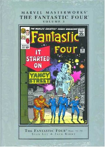 9780785111825: MMW FANTASTIC FOUR 03 2ND ED HC: v. 3 (Marvel Masterworks)