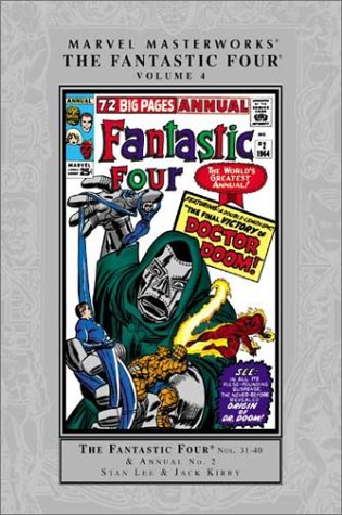 Marvel Masterworks: Fantastic Four Vol. 4: Stan Lee; Jack Kirby