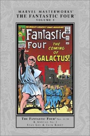 9780785111849: Marvel Masterworks: Fantastic Four Vol. 5