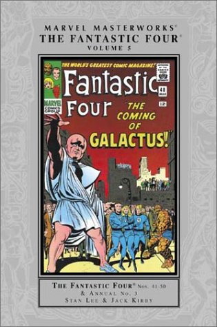 9780785111849: Marvel Masterworks: Fantastic Four Vol. 5