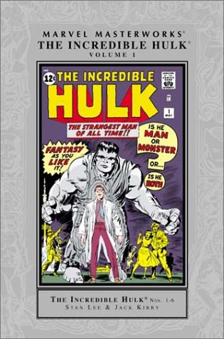 9780785111856: Marvel Masterworks: The Incredible Hulk, Vol. 1 (Second Edition)