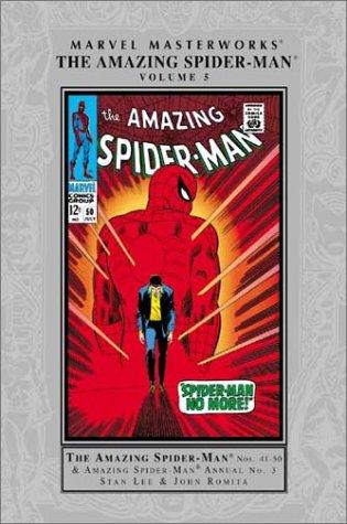 Marvel Masterworks: Amazing Spider-Man Vol. 5