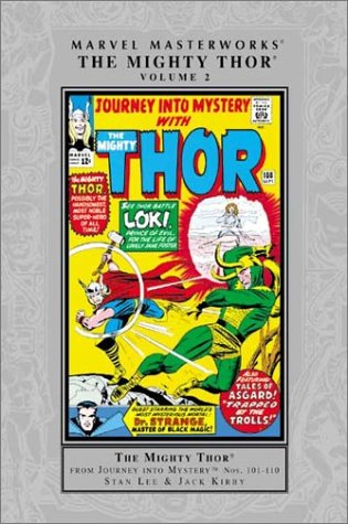 9780785111917: Marvel Masterworks: The Mighty Thor, Vol. 2